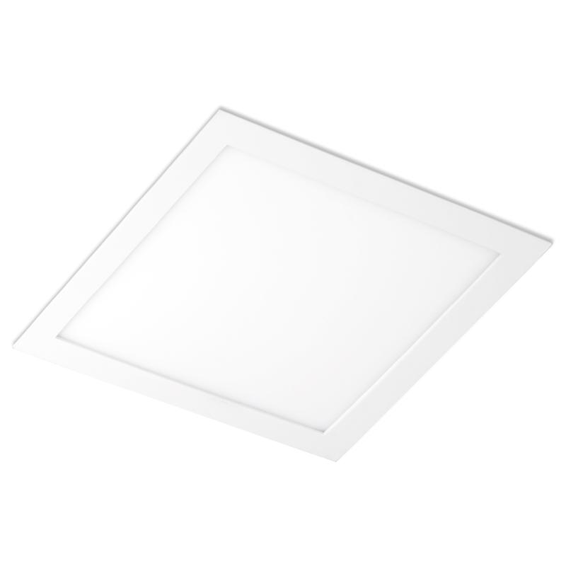 kwazar led panel deckenleuchte wandleuchte einbau lampe leuchte licht ultraslim. Black Bedroom Furniture Sets. Home Design Ideas