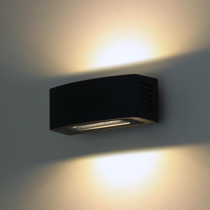 LED 10W 12W 16W Wand Leuchte Lampe Terrasse